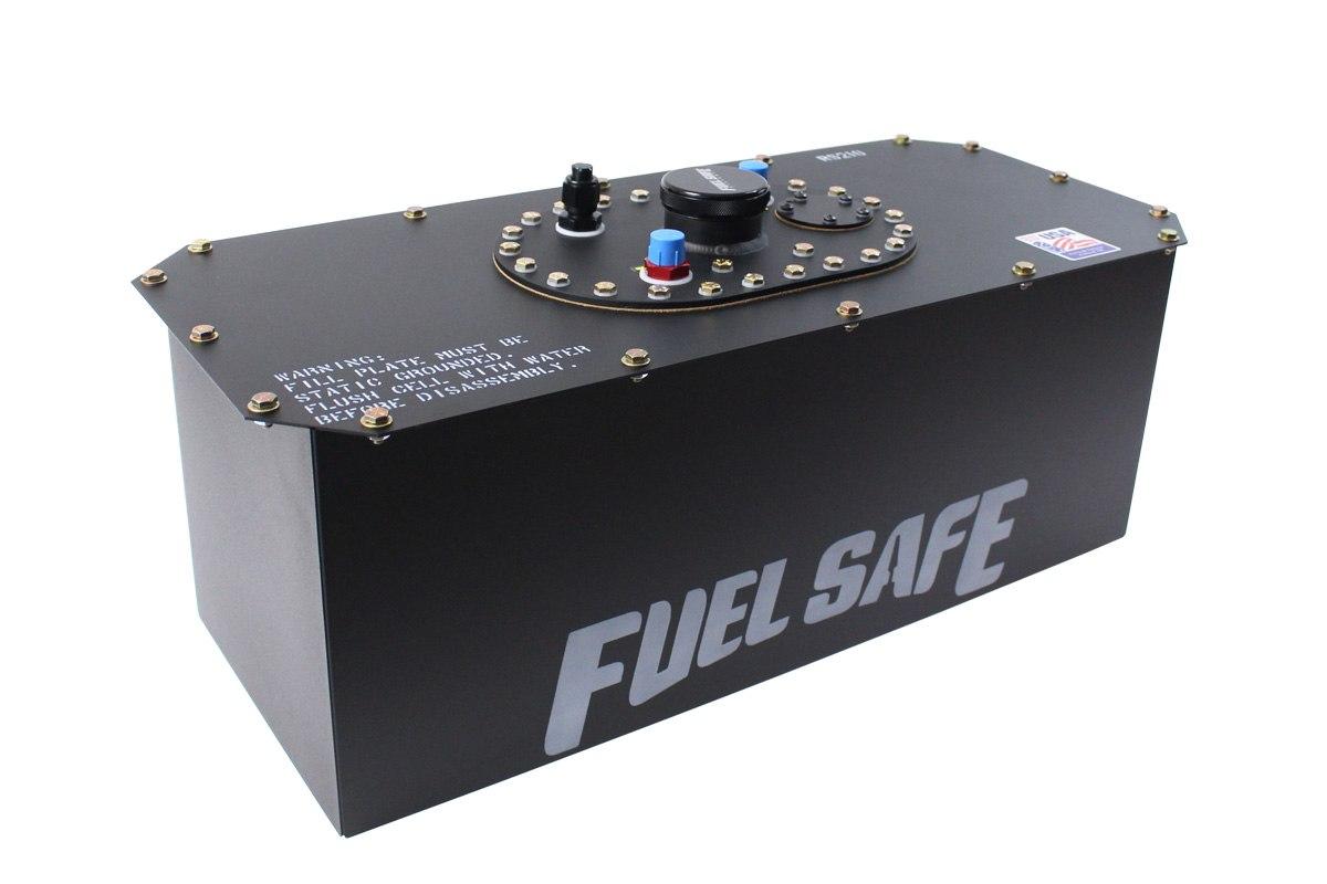 FuelSafe Zbiornik Paliwa 35L z obudową stalową - GRUBYGARAGE - Sklep Tuningowy